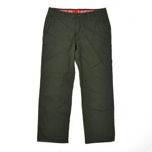 Under Armour Golf Pants 36x30 Golf Athletic Green